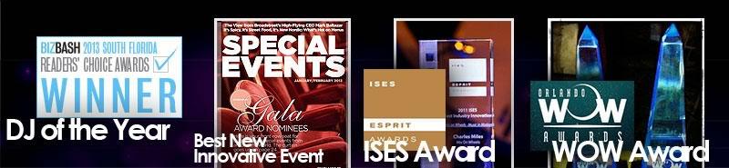 press awards - Mix On Wheels