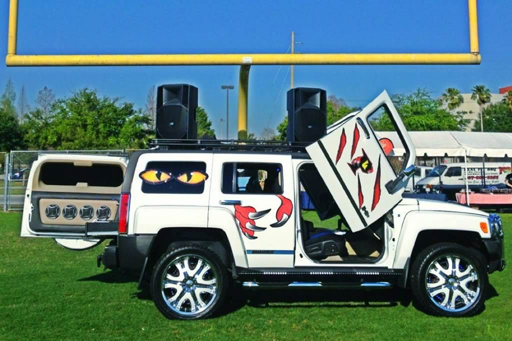 H3X – H3 Xtreme (Hummer) - Mix On Wheels