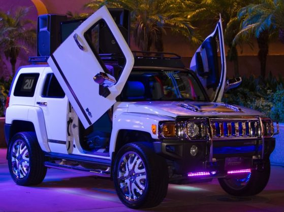 H3X – H3 Xtreme (Hummer) - Mix On Wheels