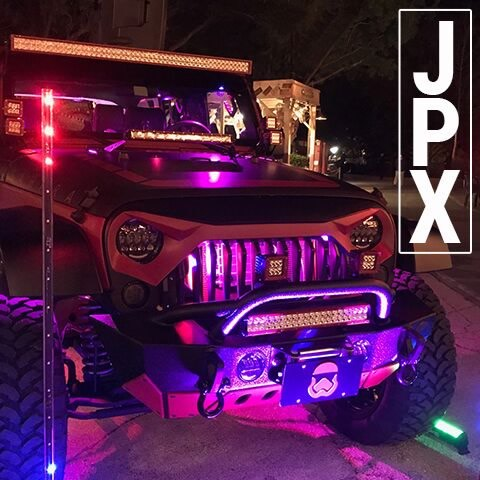 JPX – Jeep Xtreme - Mix On Wheels