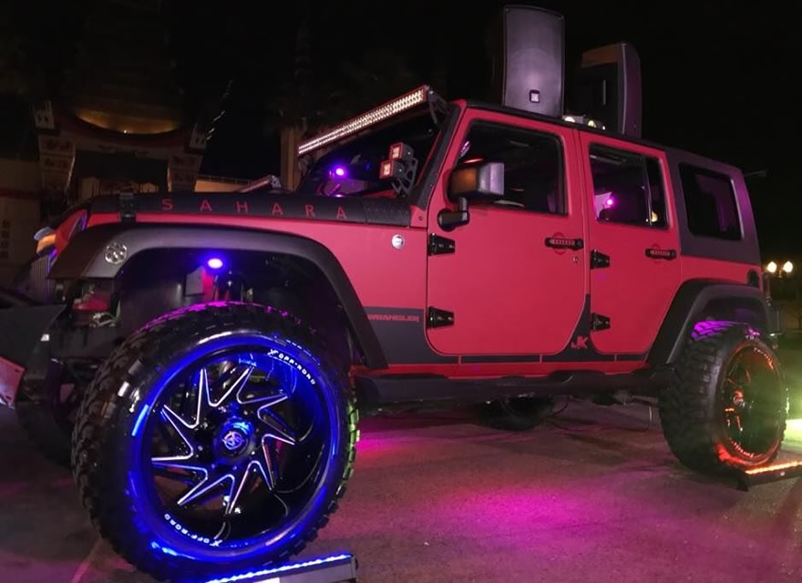JPX – Jeep Xtreme - Mix On Wheels