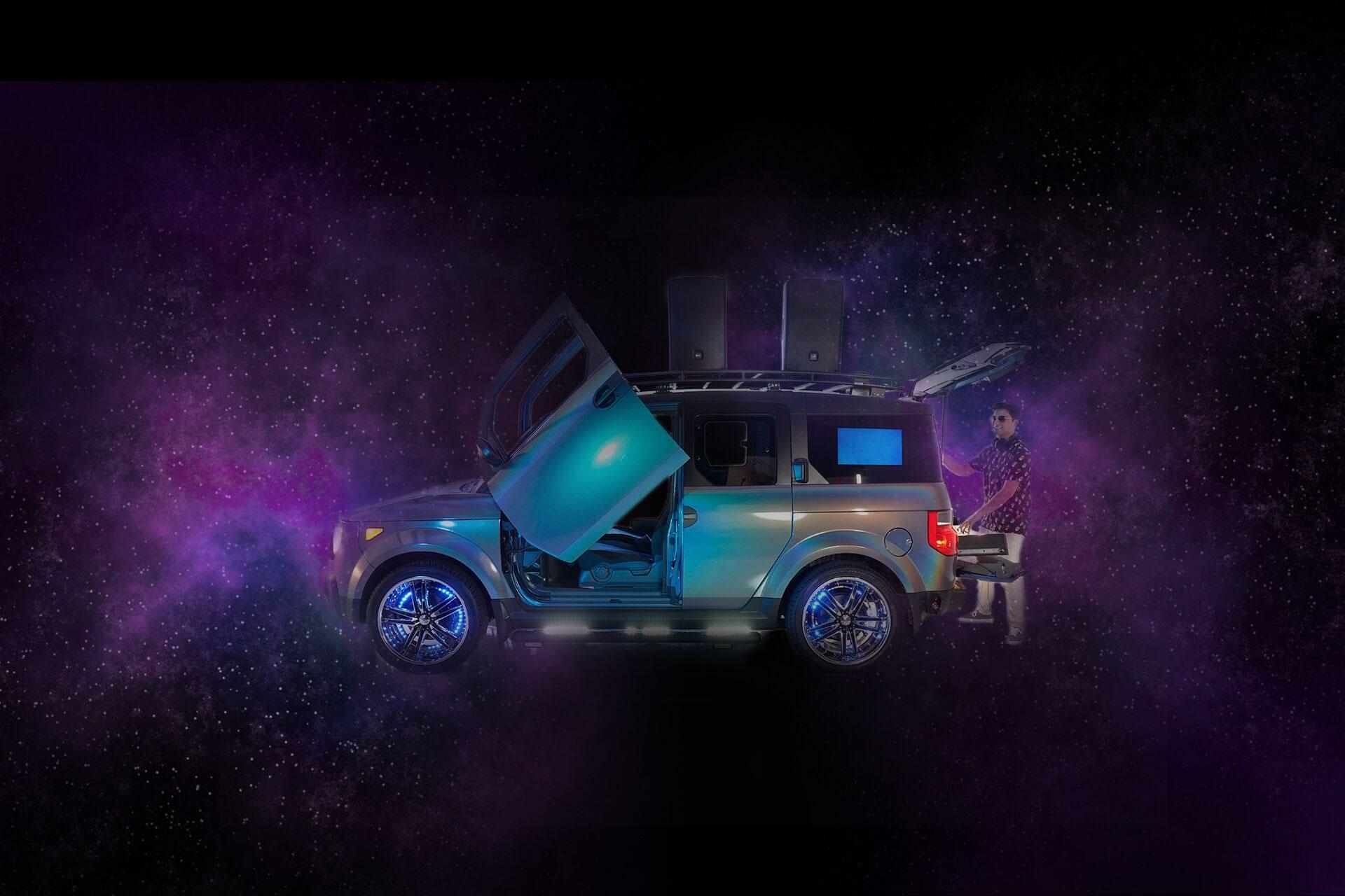 E2X - Honda Element Xtreme