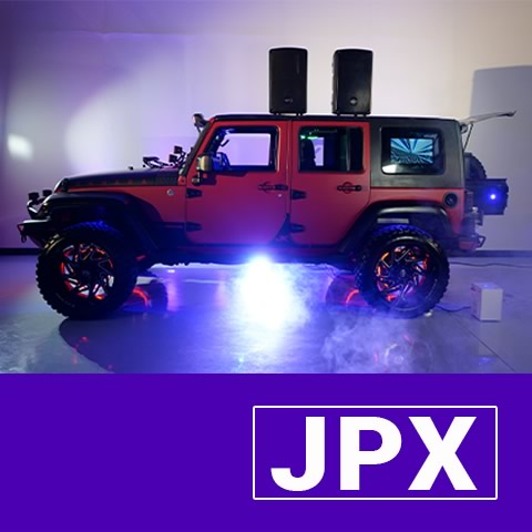 JPX-Mix on Wheels