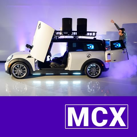 MCX-Mix on Wheels