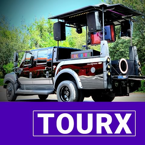 TOURX-Mix on Wheels