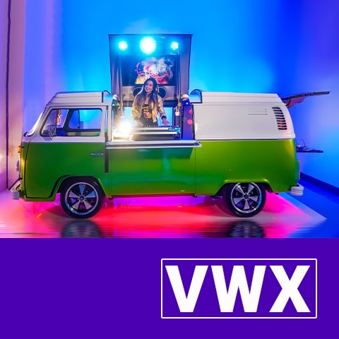 VWX-Mix on Wheels