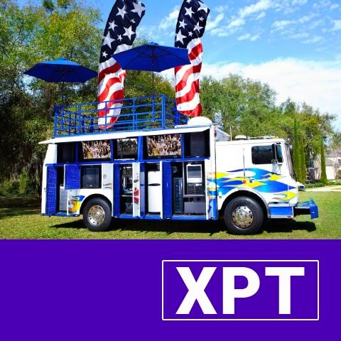 XPT - Mix on Wheels