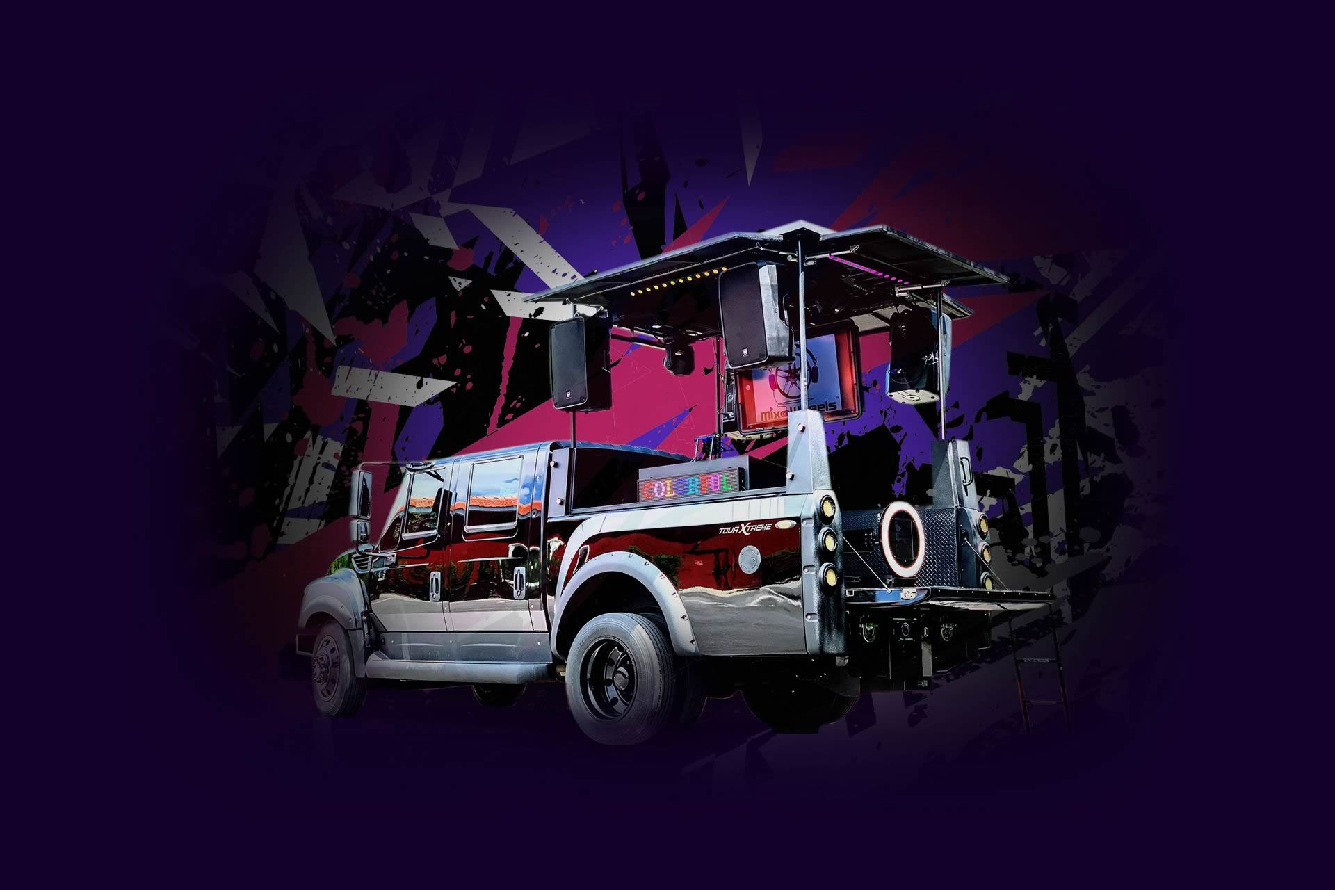 Tour-Xtreme - Mix On Wheels